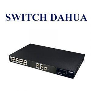 Switch PoE DAHUA