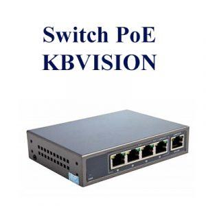 Switch PoE KBVISION